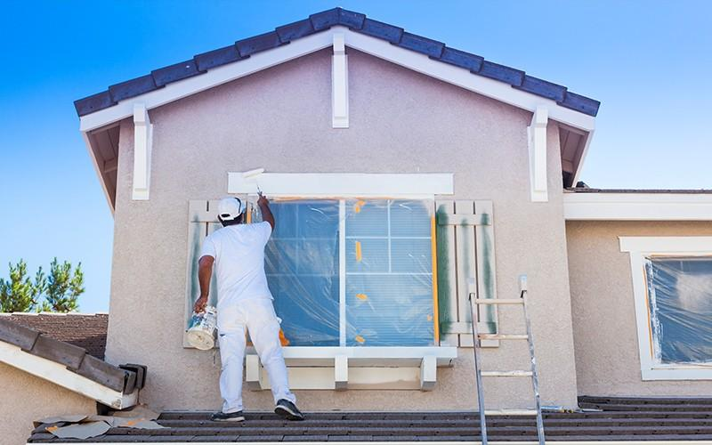 House Painters in Edmonton from Repaint Professionals