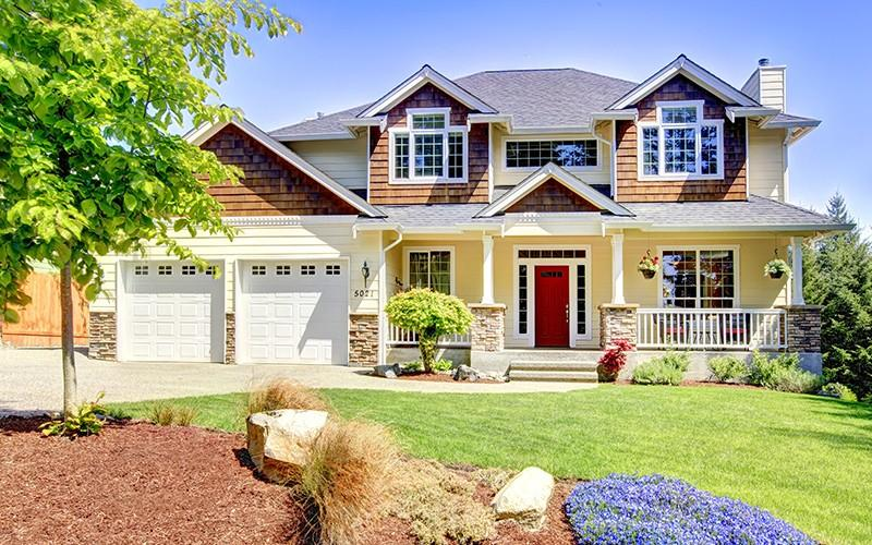 Exterior House Painters in Edmonton from Repaint Professionals