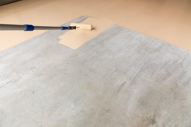 Professional Industrial Painters: How to Prep the Floors for Painting