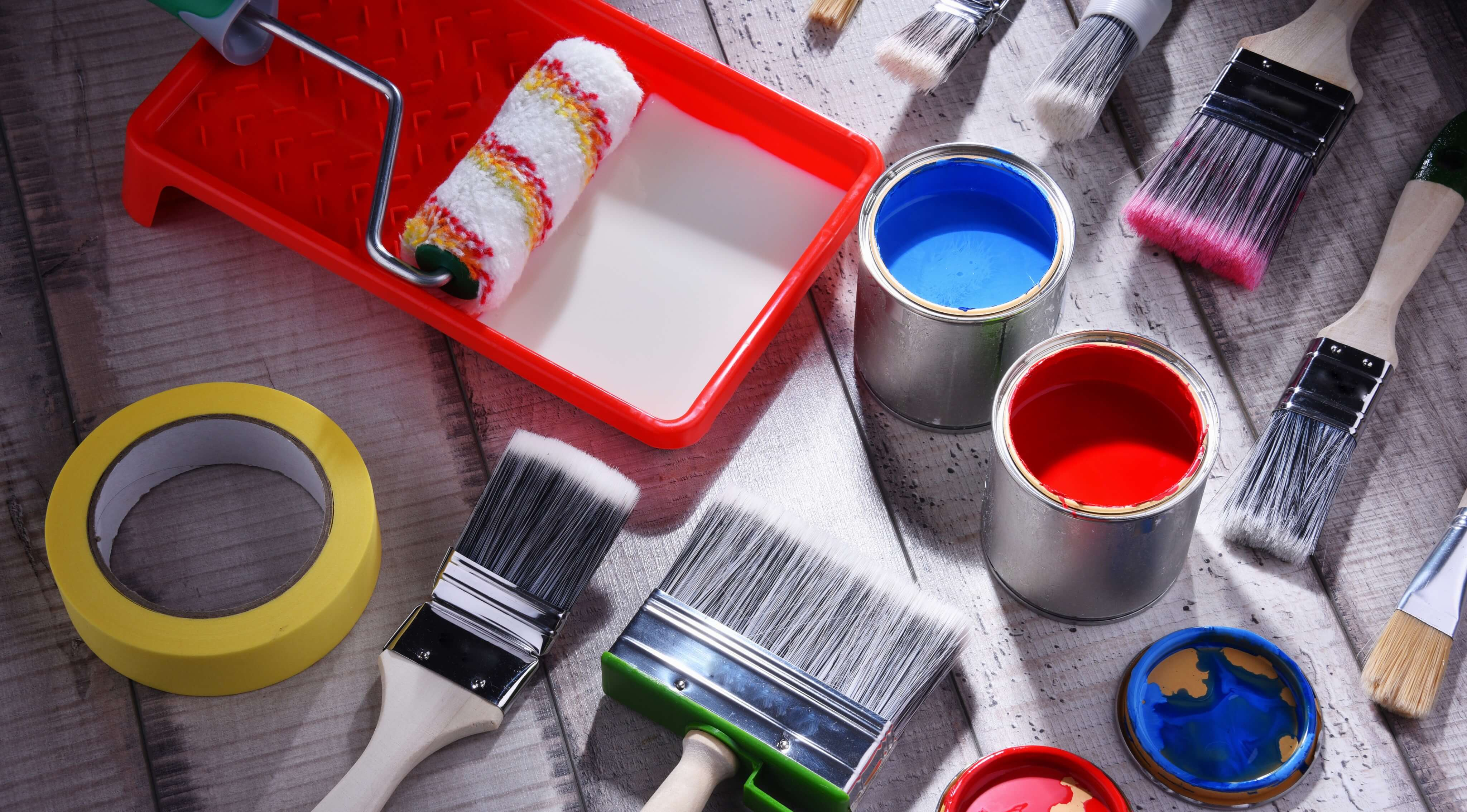 How to Decide on Paint Finish