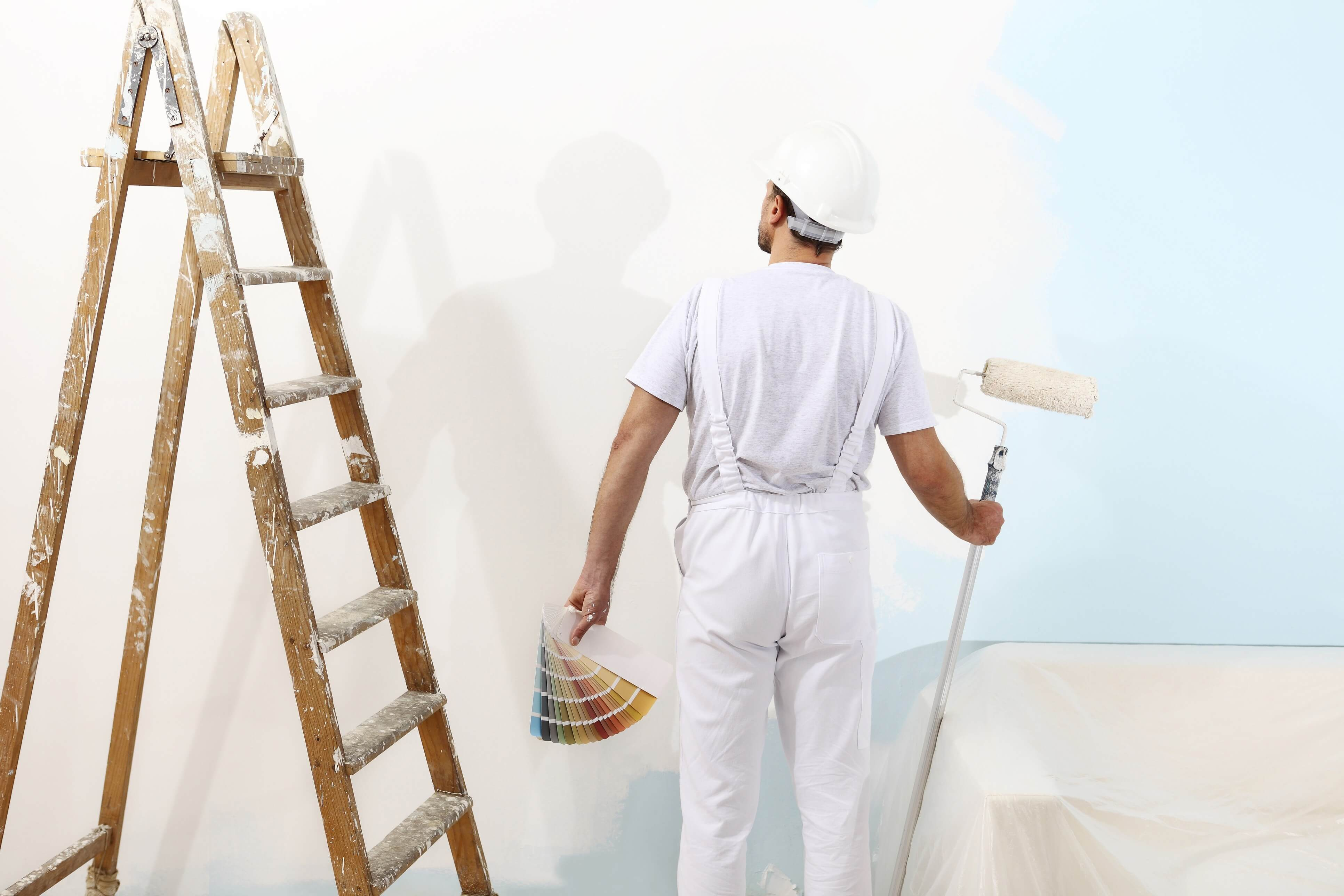 How Interior House Painters Choose the Perfect White Paint for Your Space