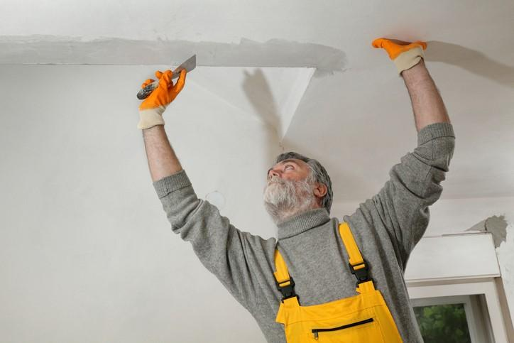 Tips on How to Apply Ceiling Texture Painting to Your Home
